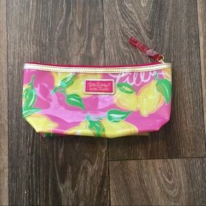 Lily Pulitzer Make Up Pouch